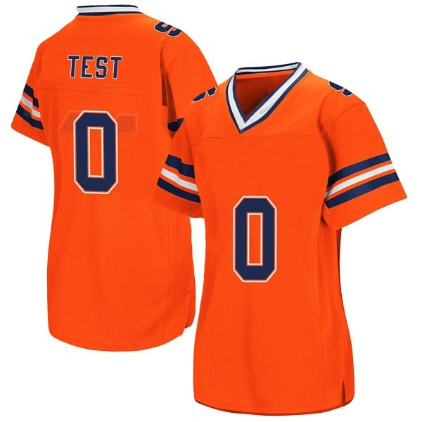 Women's Adrian Autry Syracuse Orange Replica Orange Colosseum Football College Jersey