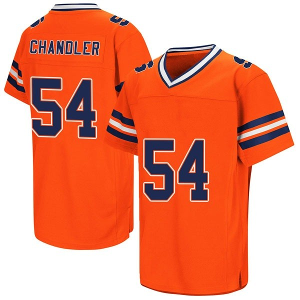 Youth Austin Chandler Syracuse Orange Replica Orange Colosseum Football College Jersey